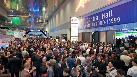Platform 2012/STHORM is being presented at CES 2013